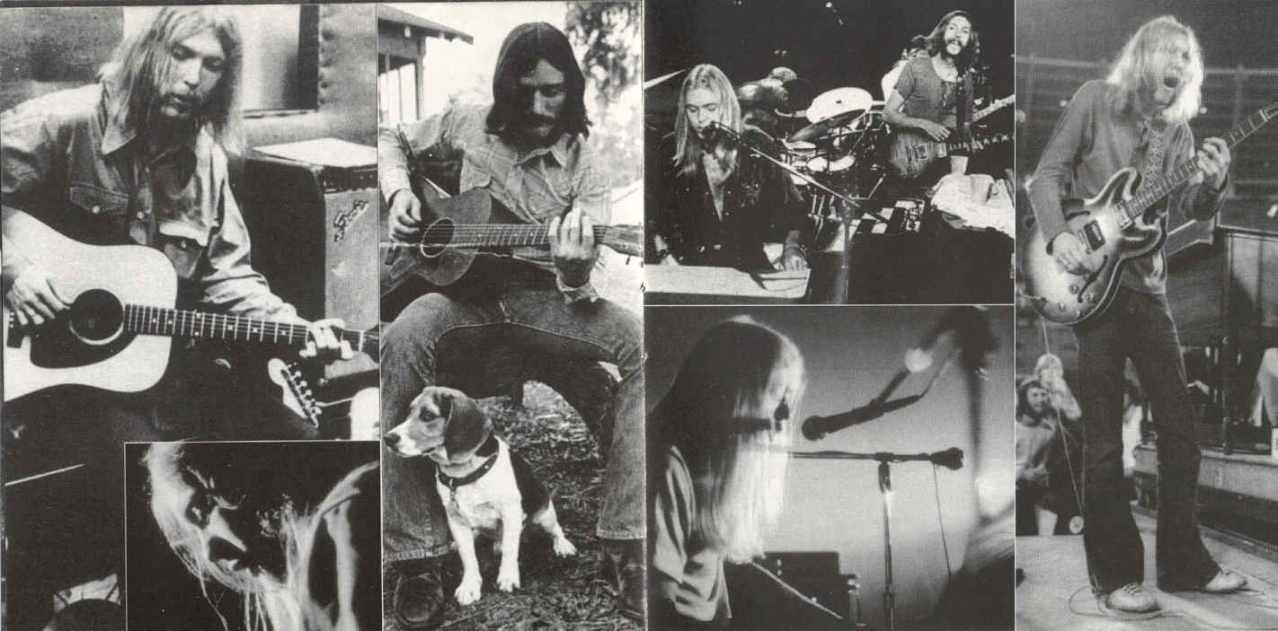 The Allman Brothers Band Rambling Man
