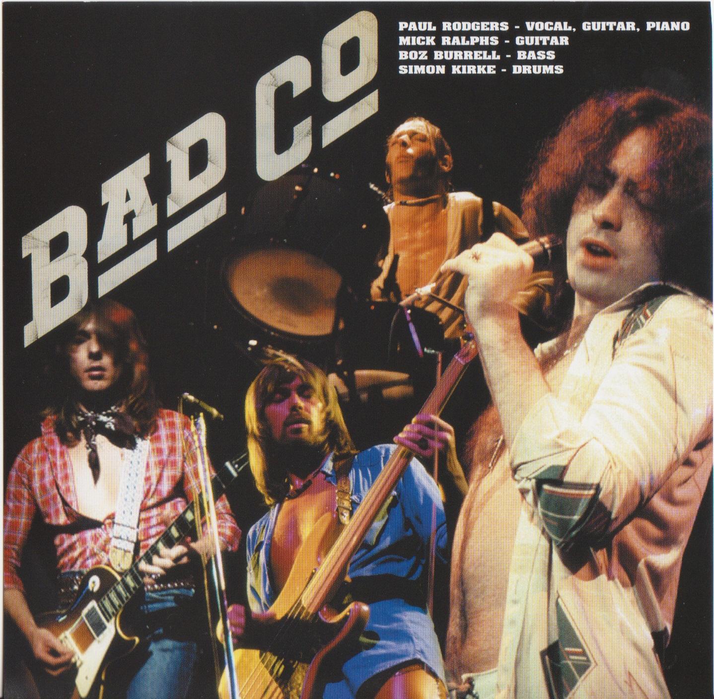 Bad Company Joe Fm
