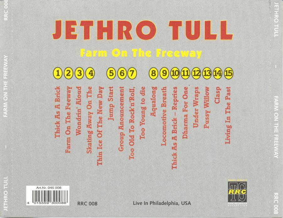 Jethro Tull Jethro Tull